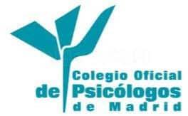 Logo Colegio Oficial Psicólogos Madrid