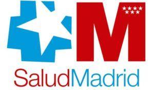 Logo Salud Madrid